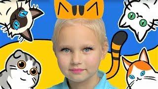 АЛІСА створює ПРИТУЛОК ДЛЯ КІШОК у грі Cat Condo
