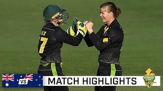 Gardner, Schutt star as Australia extend winning run over NZ | First T20I Highlights