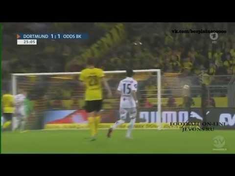 Красивый гол Мхитаряна(2015)!Super Gol Mkhitaryan!