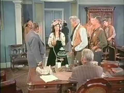 "Patricia Medina in BONANZA ""The Spanish Grant"""