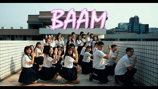 107-2市立大同高中306[MOMOLAND - BAAM] Dance Cover
