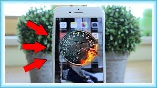 Ускорь свой АЙФОН или АЙПАД на iOS 11 и улети в КОСМАС!!