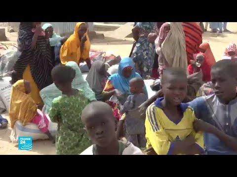 فرار الآلاف من من شمال شرق نيجيريا بعد هجمات لجماعة بوكو حرام  - 15:54-2019 / 5 / 15