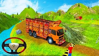 Indian Cargo Truck Driver Simulator - Fun Truck Driving !! Simulator Games - Android GamePlay HD