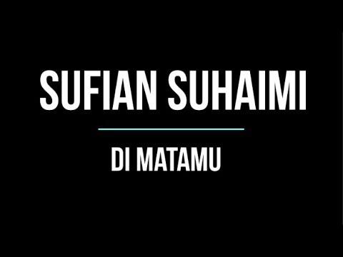 Sufian Suhaimi - Di Matamu [Karaoke]