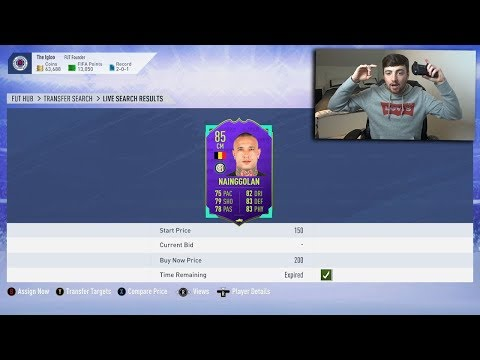 FIFA 19  THE BEST PLAYER TO SNIPE ON ULTIMATE TEAM ✅ TRADING FROM SCRATCH EP6 🔥