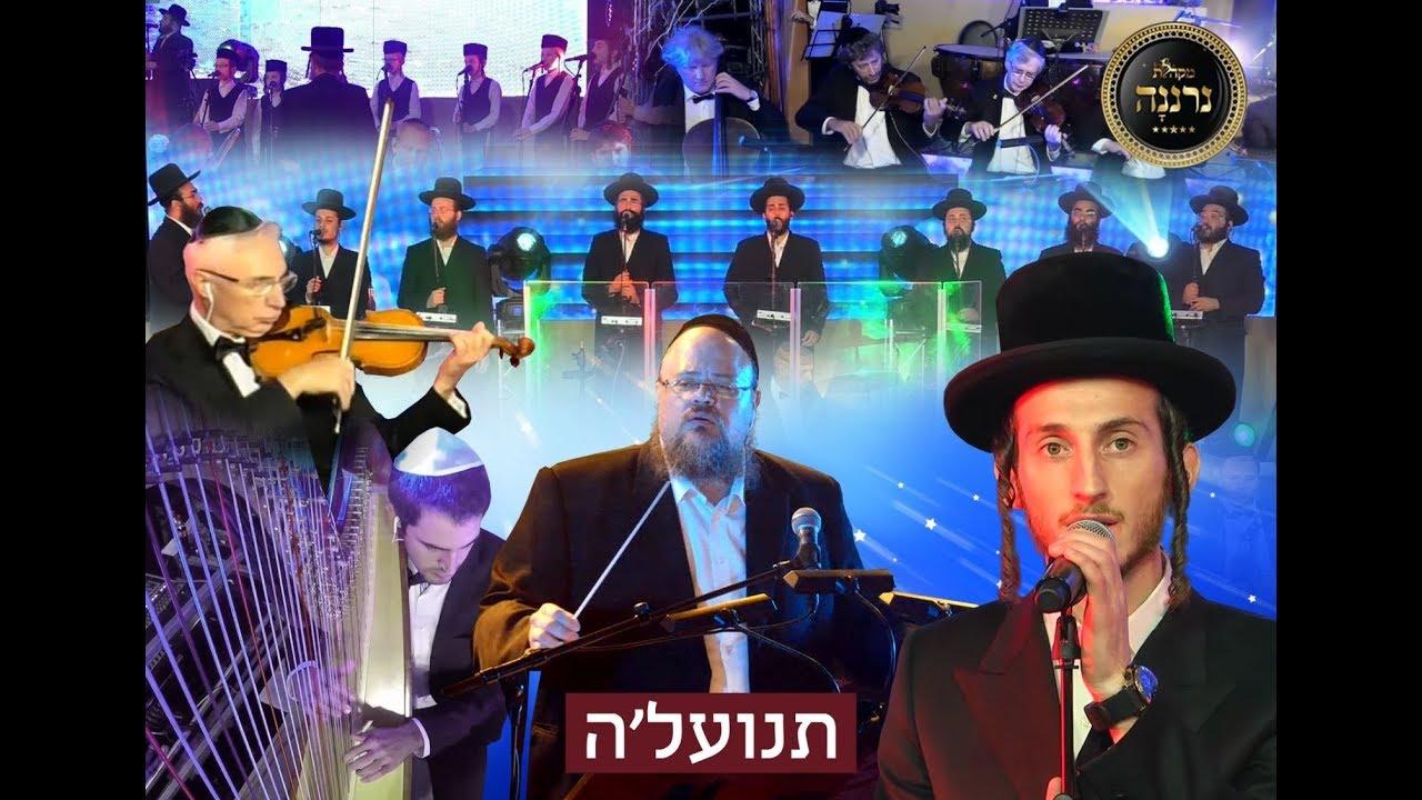 תנועלה | שלום למר, מקהלת נרננה ויהושע פריד  Tniyele | Shulem Lemmer, Neranena Choir, Shua Fried