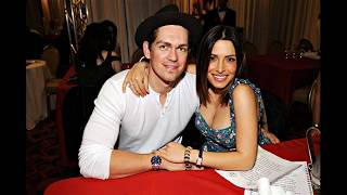 Download lagu actress sarah shahi with her husband actor Steve Howey and kids MP3