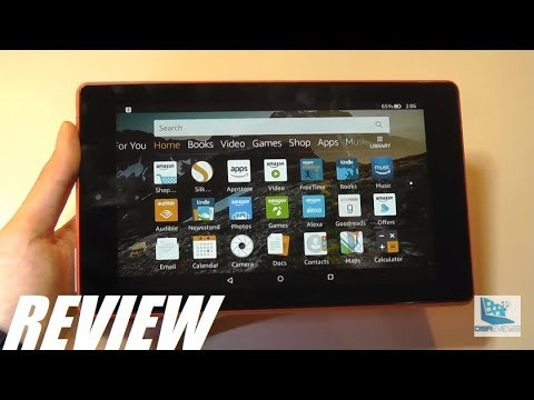 Amazon Fire HD 7 Video clips - PhoneArena