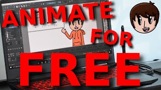 How To Animate F๐r Free On Computer