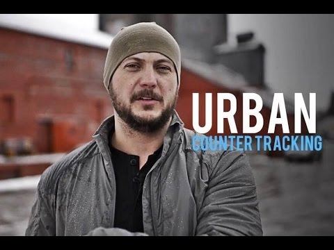 Urban Counter Tracking- Escape and Evasion