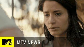 'Fear the Walking Dead' Star Mercedes Mason on How 'Not Fade Away' Changes Everything | MTV News