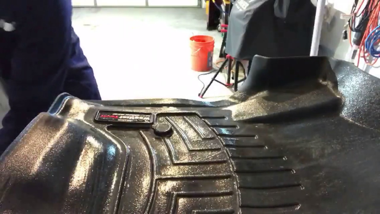 Weathertech floor mats cleaning - Cleaning Weather Tech Floor Mats By Hand