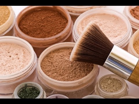 Beauty minerals косметика