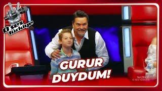 Beyaz'ı Duygulandıran Olay   O Ses Türkiye 4. Bölüm