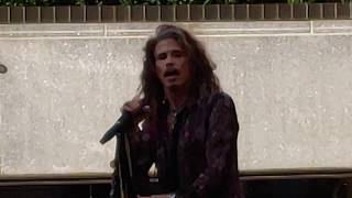 Aerosmith Free Concert on the Today Show 8\15\18