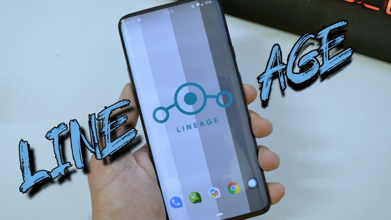 Oneplus 7 Pro : First Look Lineage OS 16 0 Android Pie + Google Camera