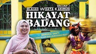 Jelajah Wisata Karimun Bagian 2 Hikayat Si Badang Beplus Story Youtube