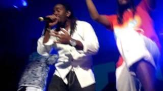 T.O.K Live 2009 Wuppertal GERMANY U CLUB Money to burn / Gal yuh a lead (pt4)