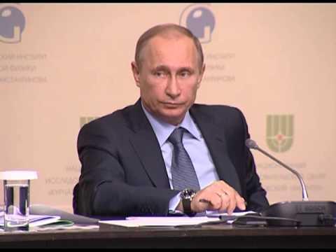 Владимир Путин назвал ПИЯФ ведущим мировым центром