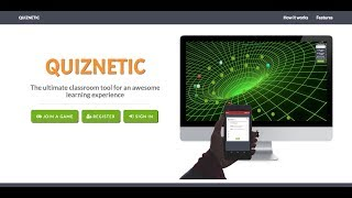 Quiznetic Tutorial 2018 - Formative Assessment Tool and Game