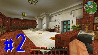 【Minecraft】 マインクラフト たかしの国づくり物語 第2話