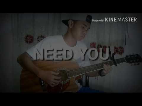 NEED YOU | Bosx1ne, JRoa, Skusta Clee, ... (Fingerstyle Guitar Cover)