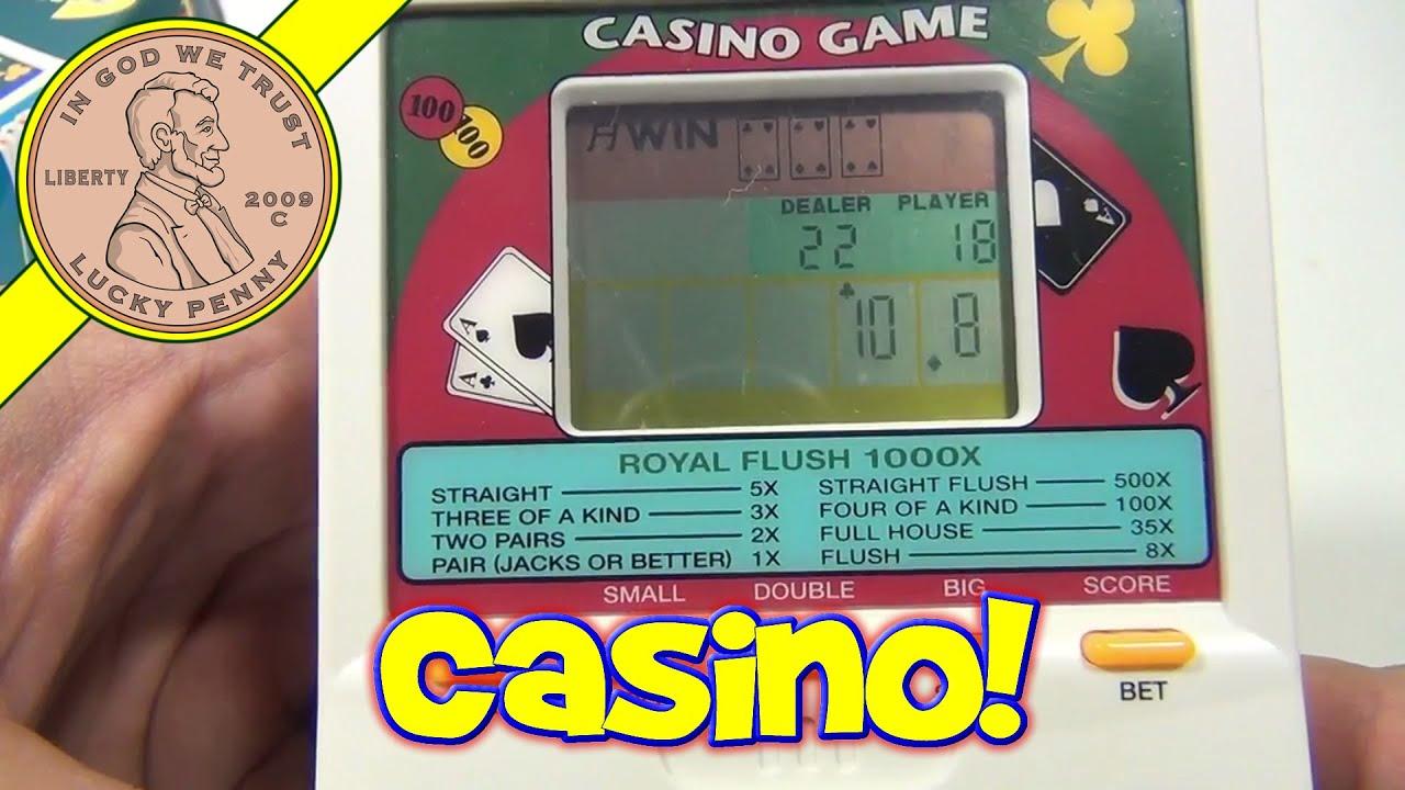 Handheld Casino Games Adults
