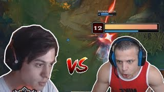 Tyler1 gets Deleted by LL Stylish | LoL Daily Moments Ep #153