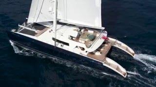 Catamarã Hemisphere para Charter