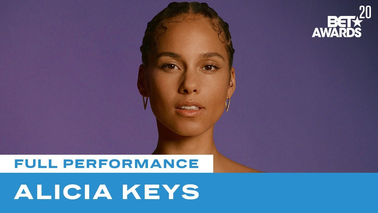 """Alicia Keys In First Live Performance Of """"Perfect Way To Die"""" 