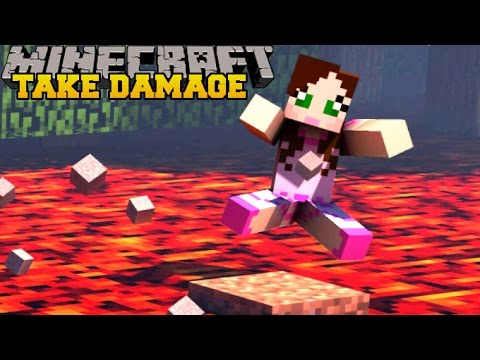 Thumbnail: Minecraft: TAKE SOME DAMAGE!! (FIND A WAY TO DIE!!) Custom Map