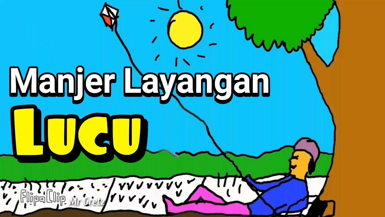 Kartun Lucu Di Indonesia Gambar Kartun