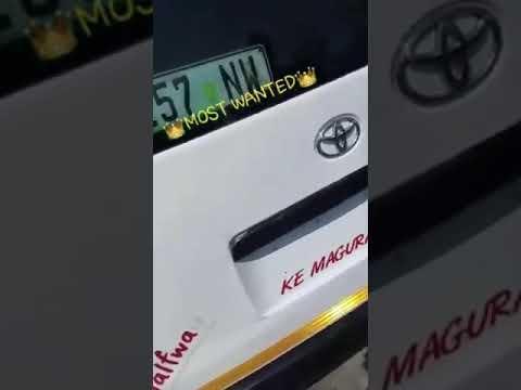 Top rusty cabs (JZH 157 NW)ke magura saan