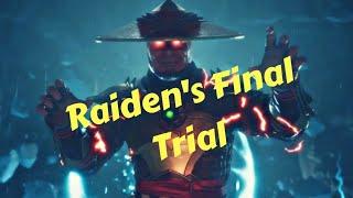 Mortal Kombat 11 Android Gameplay - MK11 Raiden vs MK11 Scorpion