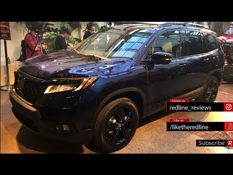 2019 Honda Passport – Redline: First Look