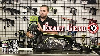 Exalt Heist Gearbag, Elbow Pads, Goggle & Lens Case Gear Reviews Lone Wolf Paintball Michigan
