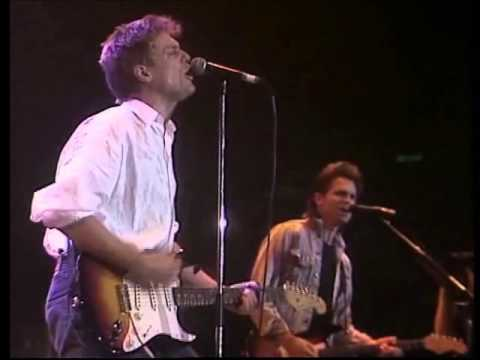 Bryan Adams -  Hearts On Fire -  Princes Trust -  1987