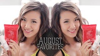 August 2015 Favorites, #August Favorites #Augfavs