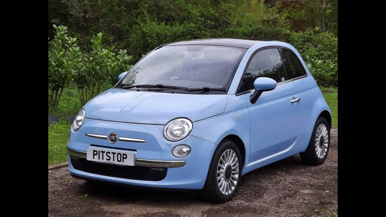 Top Fiat 500 Lounge 0.9 Dualogic 3dr now sold by Taylors Pitstop  WR79