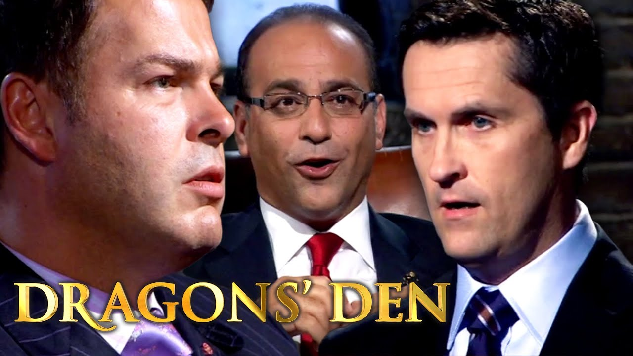 Dragons Taken Aback by Tech 21's High-Paying Apple Deal | Dragons' Den