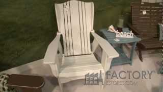 Uwharrie Chair Company Plantation Collection - Factorypatiofurniture.com