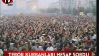 UNUTTUK MU? AKP AÇILIM İçin 34 PKK'lıyı Kahraman Gibi Getirdi,GAZİLER,ŞEHİT ANALARI Ağladı