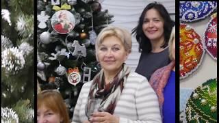 Часть 1. В БелБагетМастер девчонки украшают елку//Готовимся к Новому году