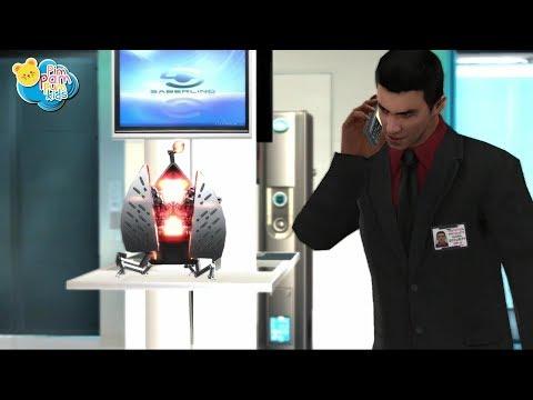 G FORCE : The Game | Disney studios | part 5 | PimPamPum Kids HD |
