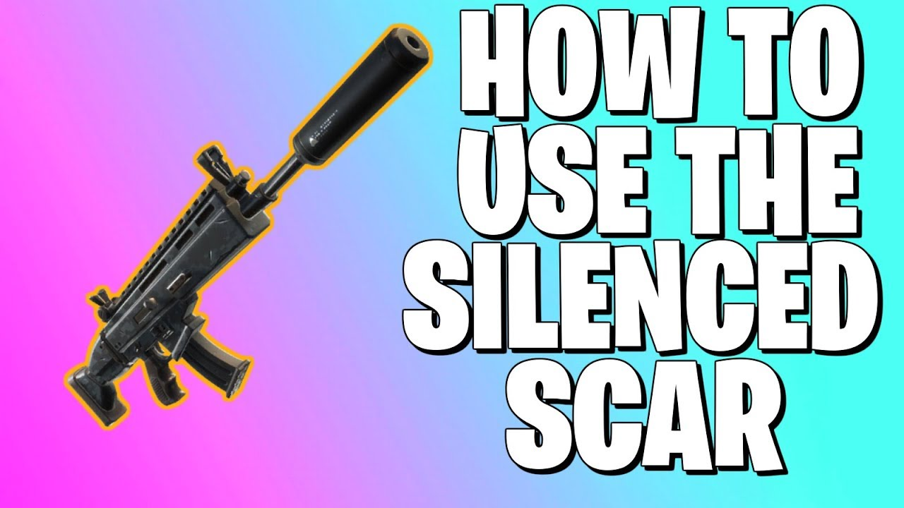 how-to-use-the-silenced-scar-fortnite-battle-royale-guide