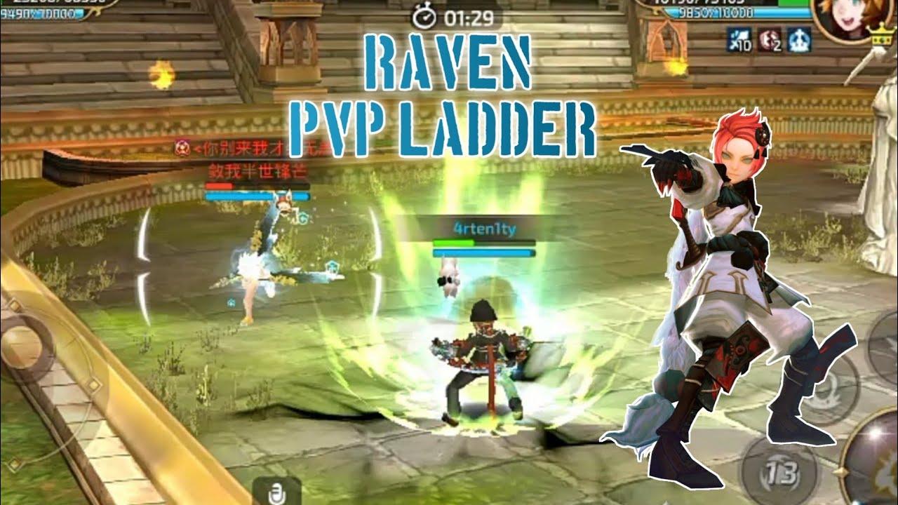 Raven PVP Ladder Dragon Nest M