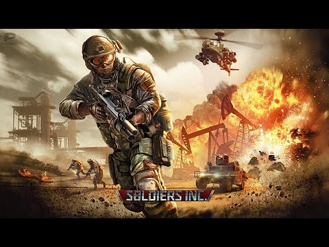 Soldiers Inc Mobile Warfare - Android Gameplay HD