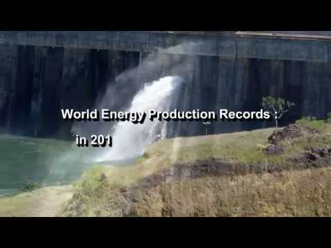 Brazil  Itaipu - largest power plant