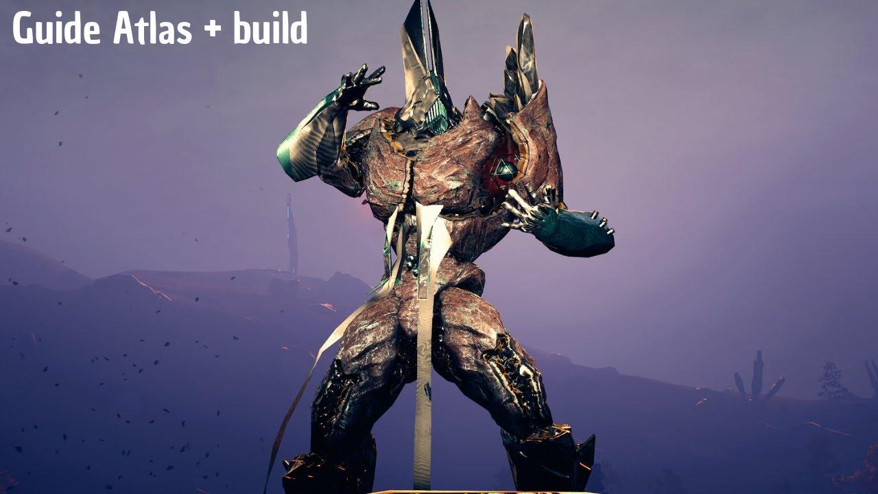 Atlas warframe mods list